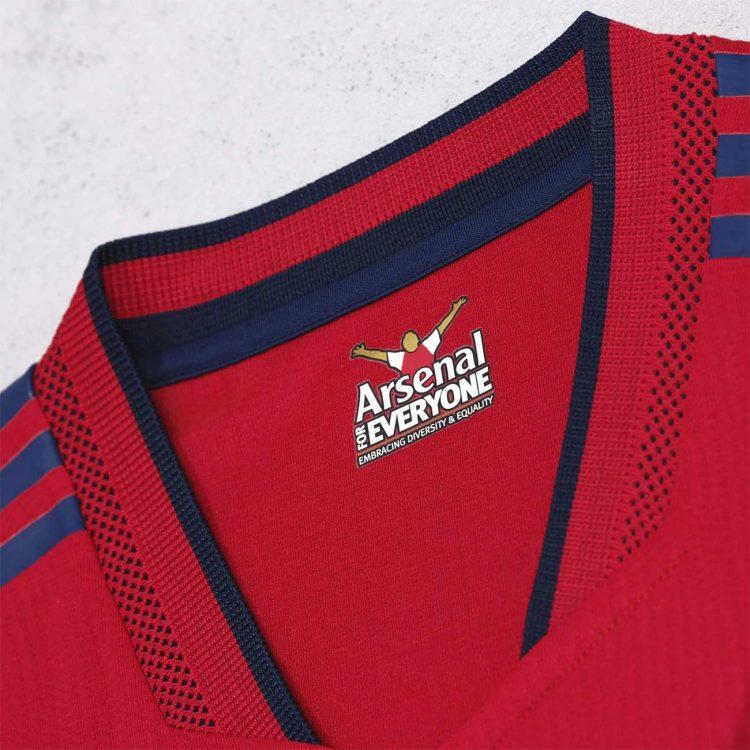 Colletto Arsenal 2021-2022