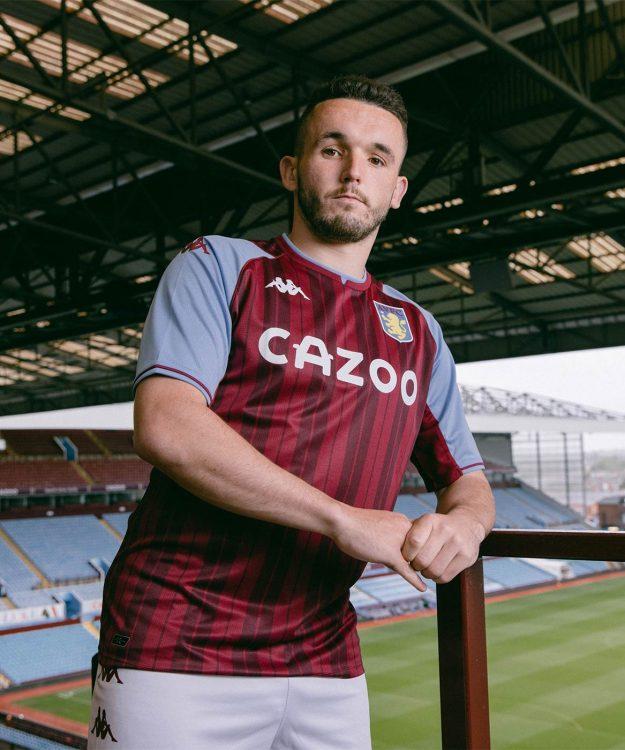 Kit Aston Villa 2021-2022 Kappa