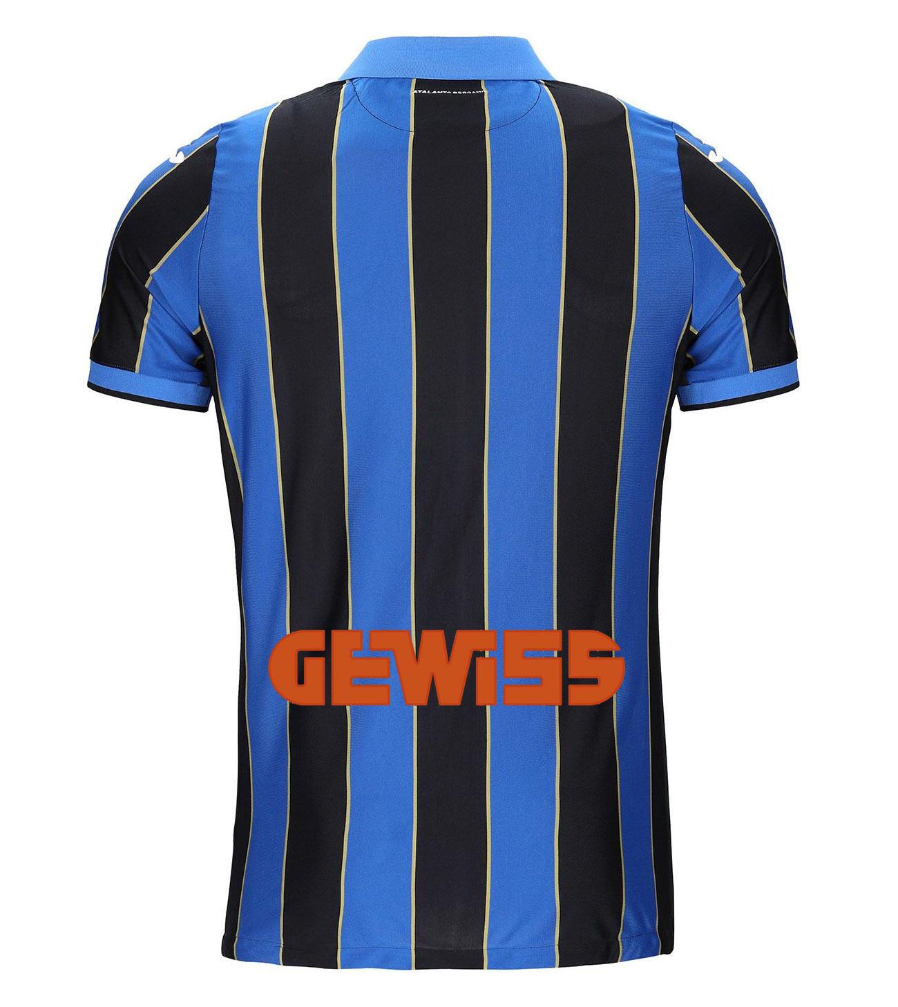 Retro prima maglia Atalanta 2022