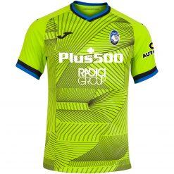 Atalanta maglia portiere verde lime 2021-2022