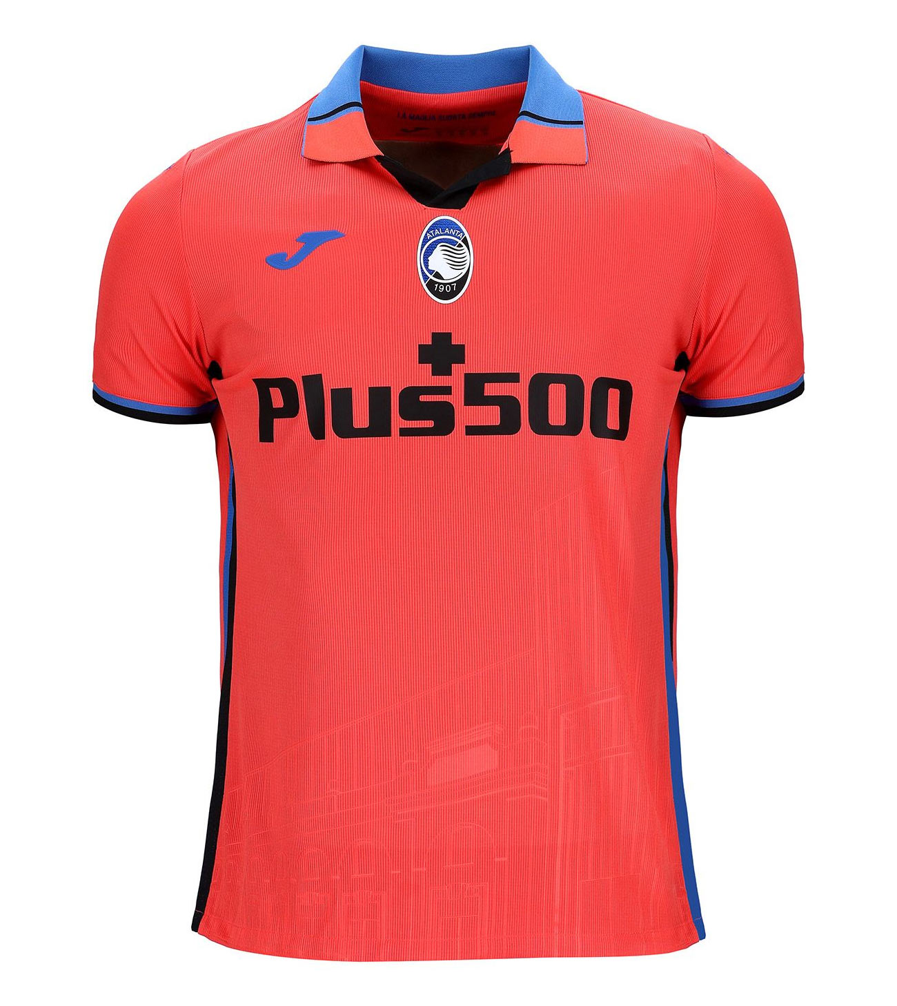 Terza maglia Atalanta salmone 2021-2022