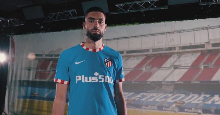 Terza maglia Atletico Madrid