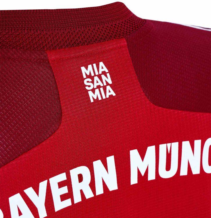 Mia San Mia retro collo Bayern Monaco