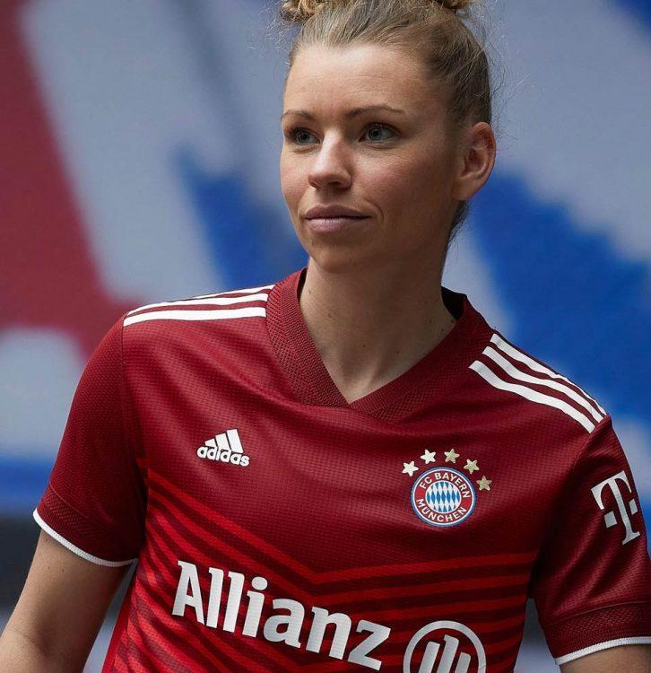 Maglia Bayern Monaco femminile