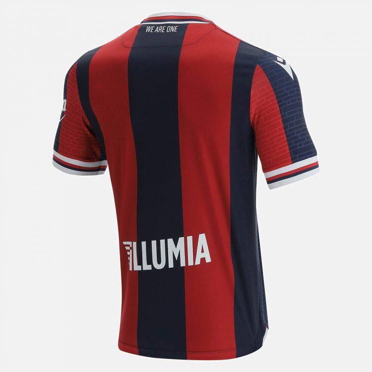Maglia Bologna 2021-2022 retro