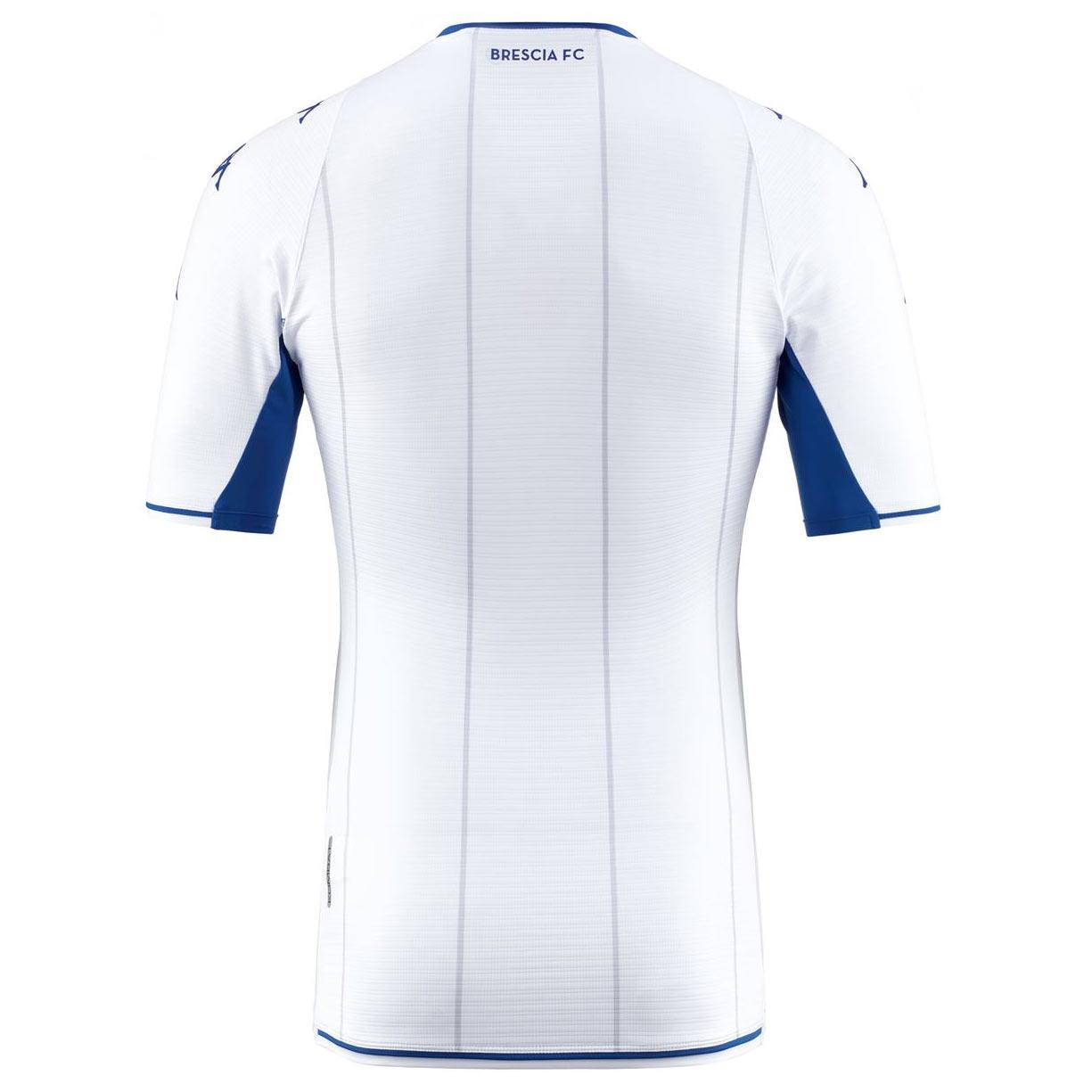 Seconda maglia Brescia bianca 2021-2022 retro
