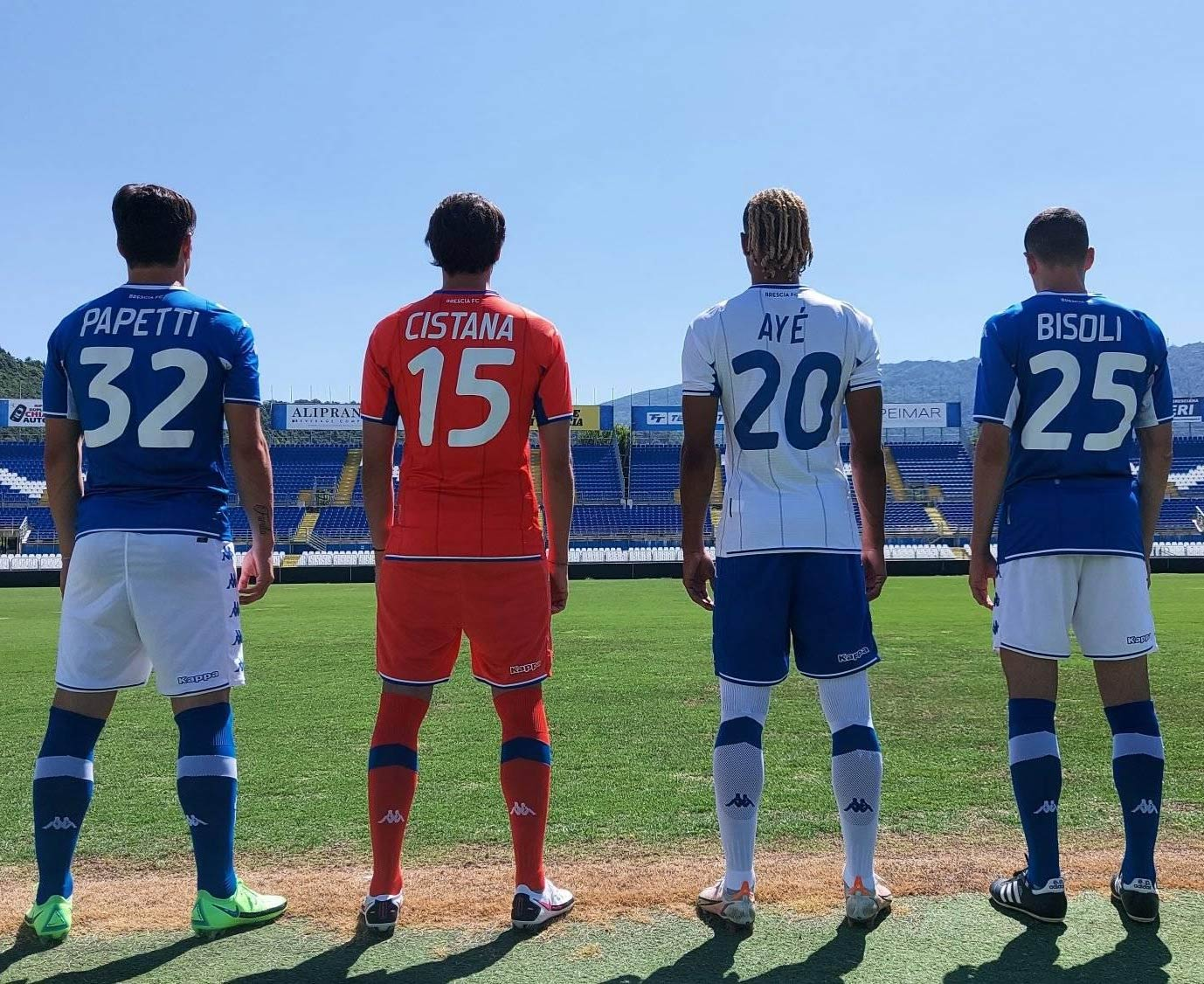 Font Brescia kit 2021-2022