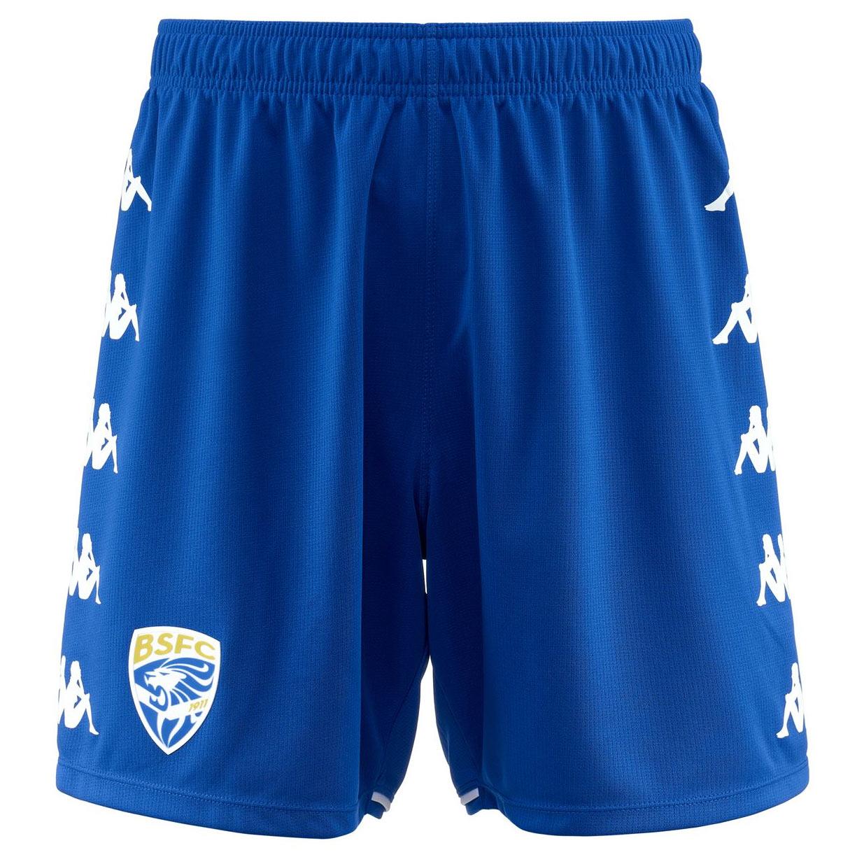 Pantaloncini Brescia blu Kappa