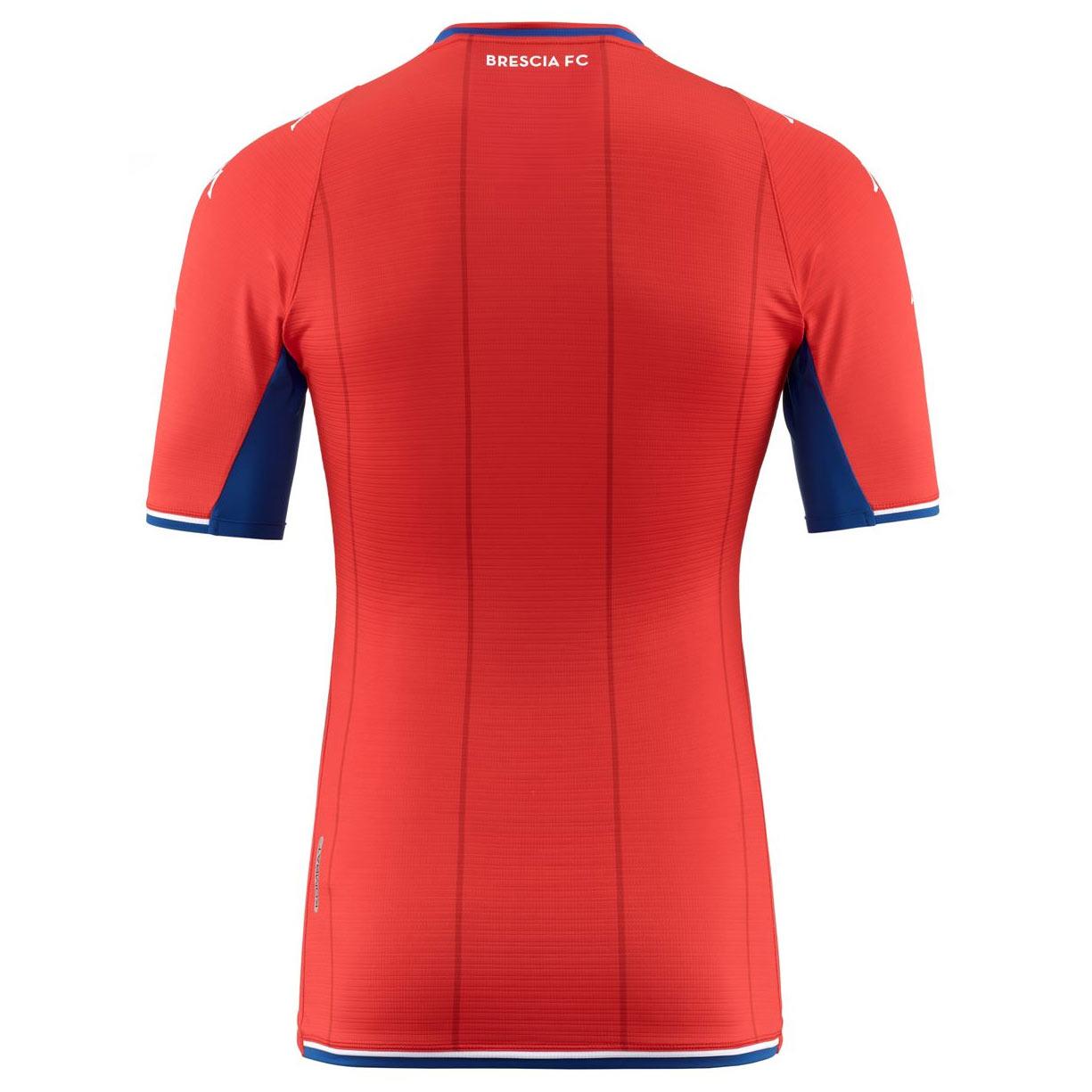 Terza maglia Brescia rossa Kappa