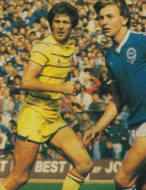 Maglia Chelsea away 1984-85 Lee