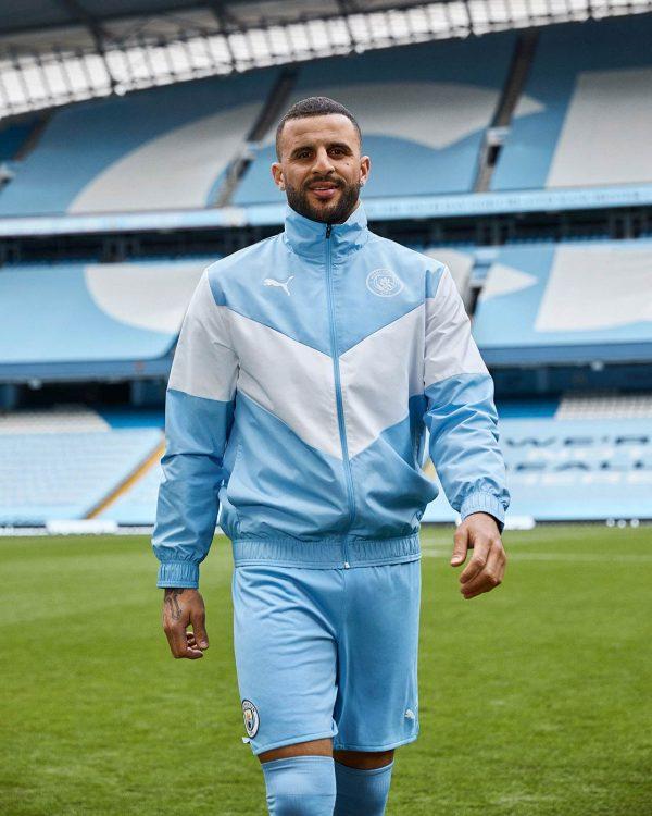 Giacca pre-gara Manchester City Walker