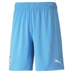 Pantaloncini Manchester City 2021-22 celesti