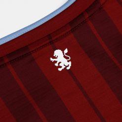 Leone Aston Villa stampato sul retro