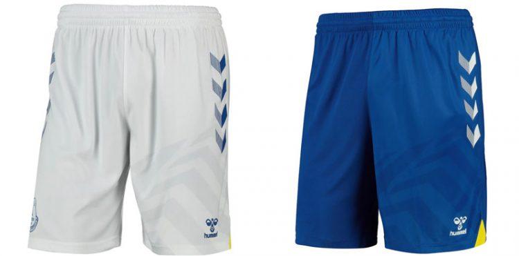 Pantaloncini Everton 2021-2022