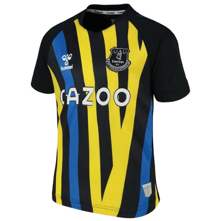 Maglia portiere Everton 2021-2022