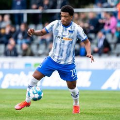 La divisa dell'Hertha 2021-22