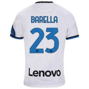 Maglia Inter away Barella 23