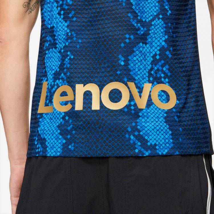 Sponsor Lenovo maglia Inter