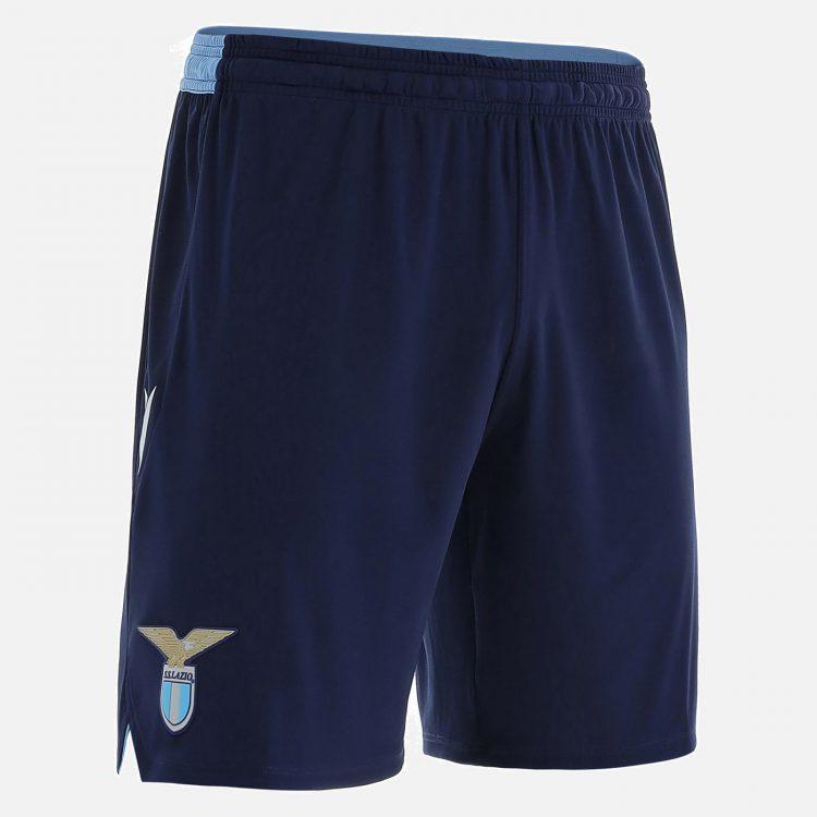 Pantaloncini Lazio blu away 2021-22