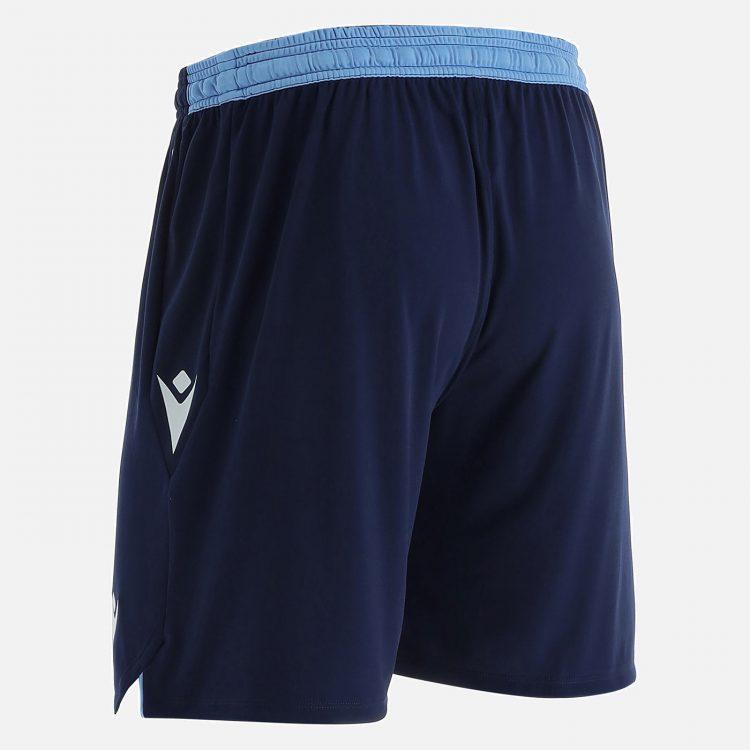Retro pantaloncini Lazio blu away