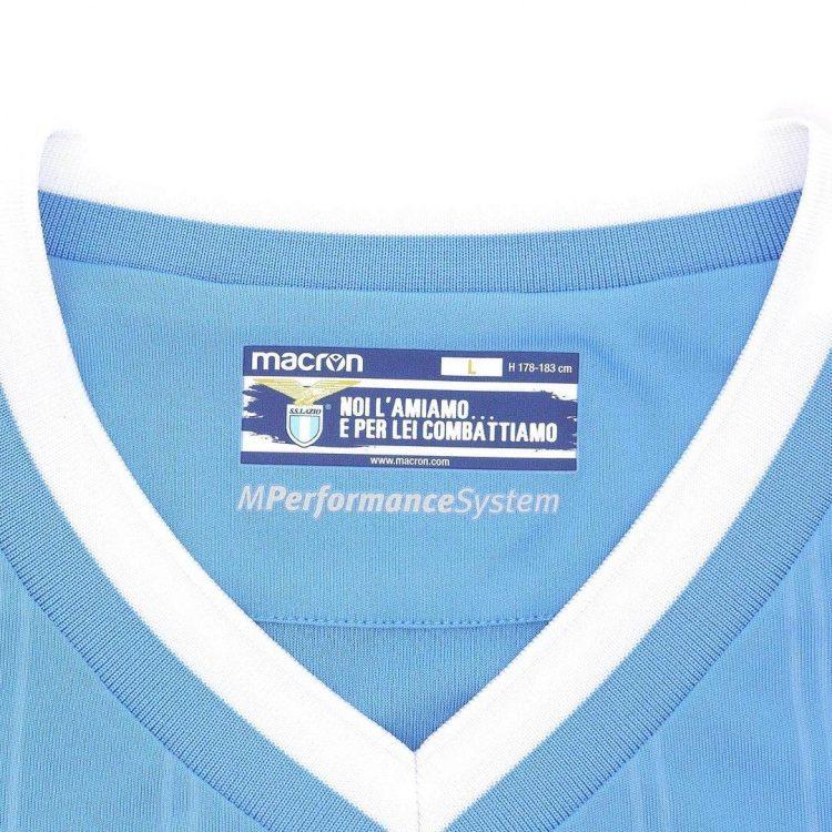 Colletto maglia Lazio 2021-2022