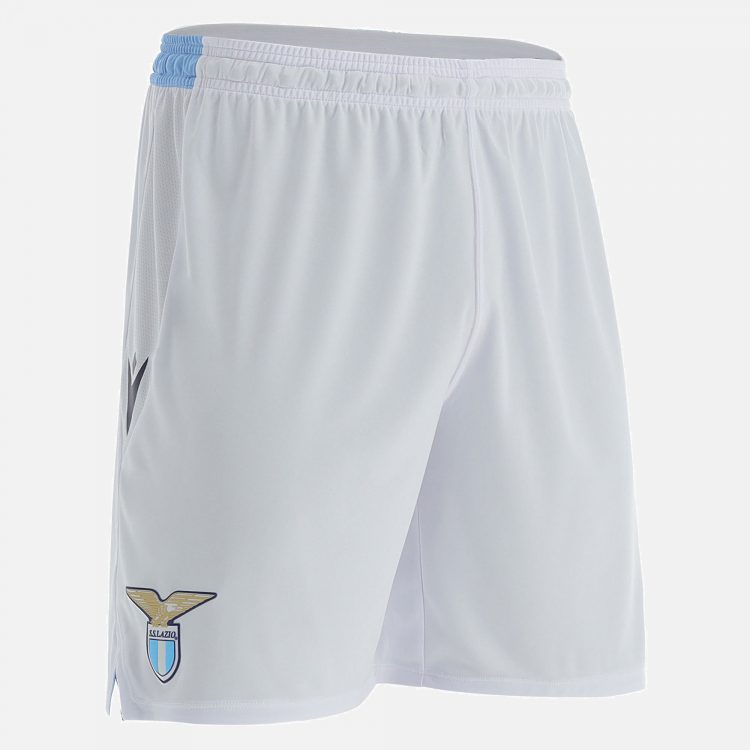 Pantaloncini Lazio bianchi 2021-2022