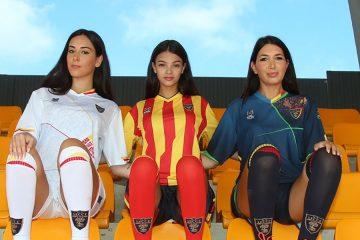 Le nuove maglie del Lecce 2021-2022