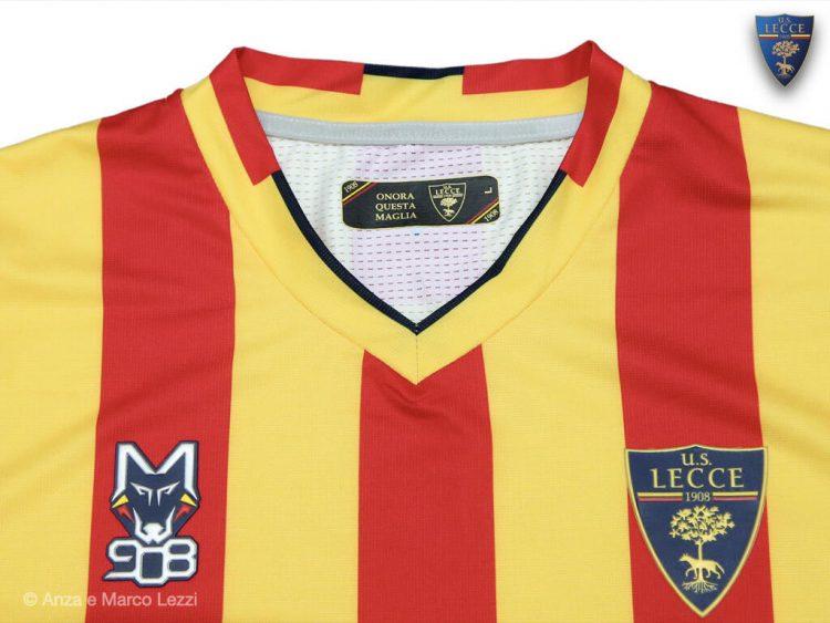 Onora questa maglia, Lecce colletto