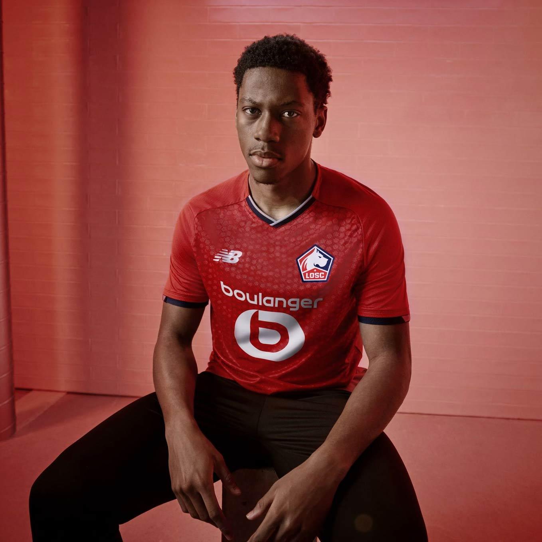 Lille maglia 2021-2022