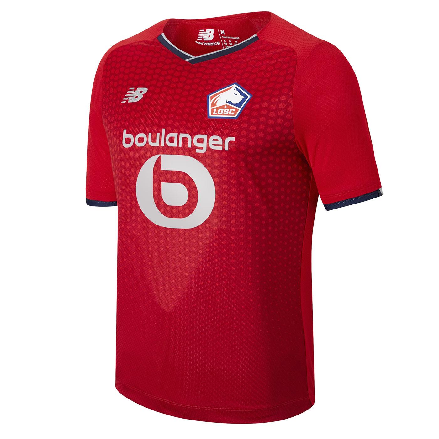 Maglia Lille 2021-2022 New Balance