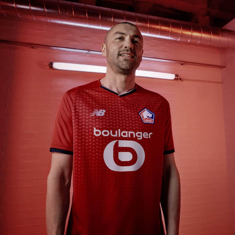 Divisa Lille campioni di Francia 2021-2022