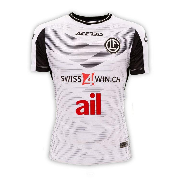 Seconda maglia Lugano 2021-2022