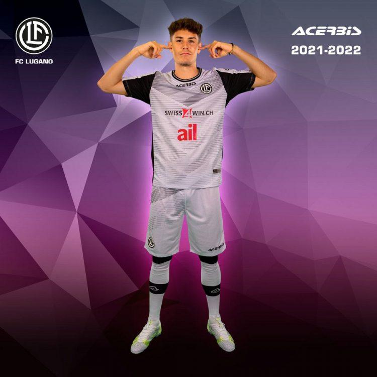 Lugano divisa away 2021-22