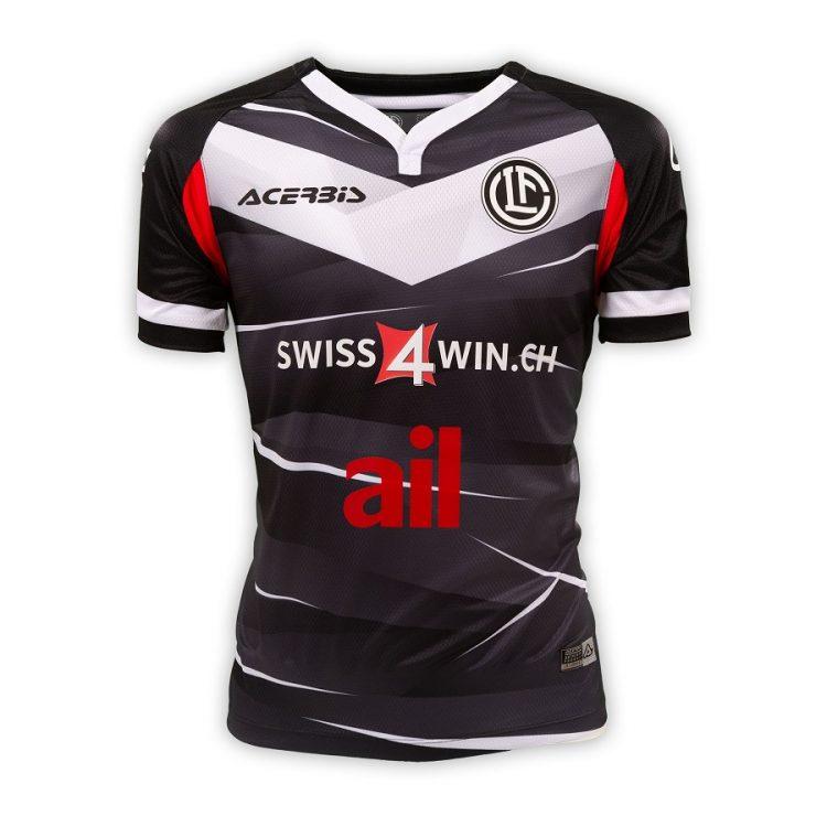 Nuova maglia Lugano 2021-22