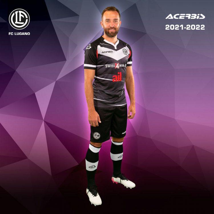 Nuova divisa Lugano 2021-22