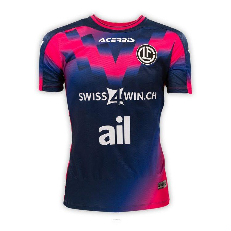 Terza maglia Lugano 2021-2022 Acerbis