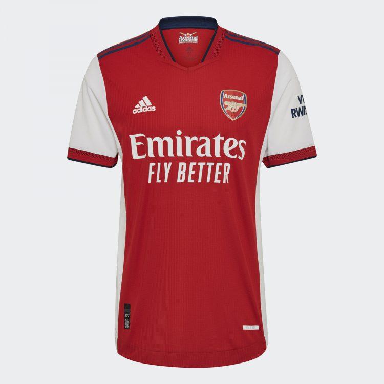 Maglia Arsenal 2021-2022