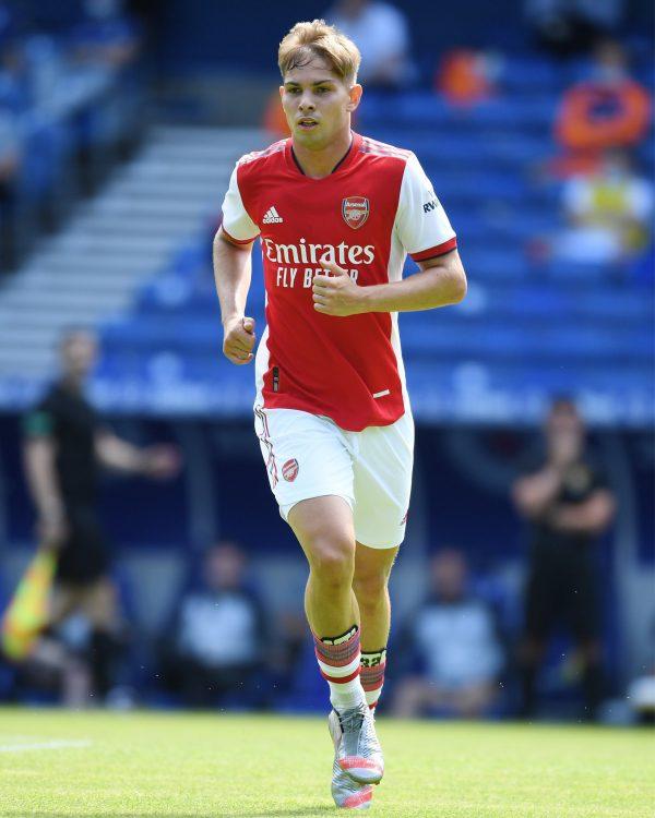 Kit Arsenal 2021-22 Adidas