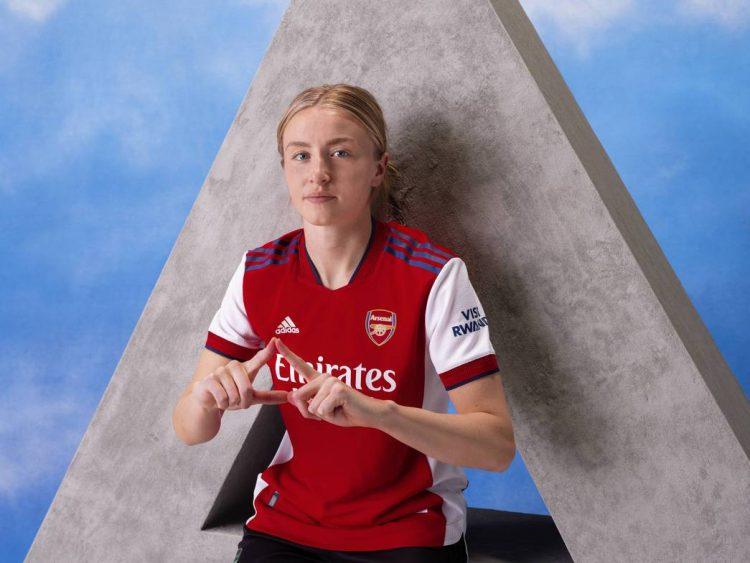 Maglia Arsenal donne 2021-2022