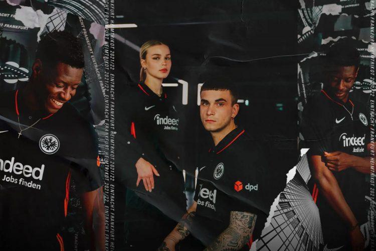 Kit Eintracht Froncoforte 2021-2022