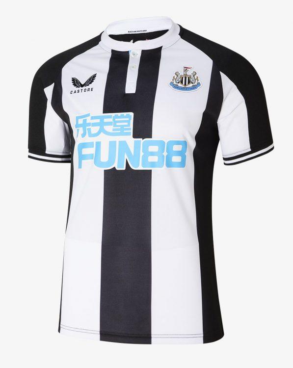 Maglia Newcastle 2021-2022 home