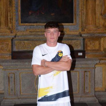 Terza maglia Viterbese bianca 2021-2022
