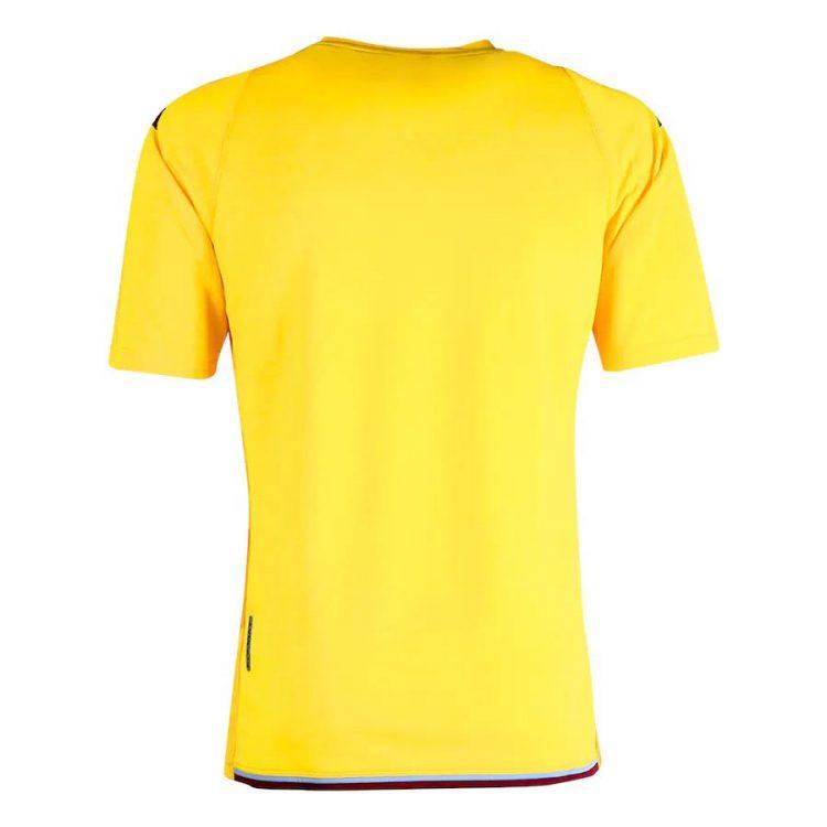 Maglia portiere Aston Villa 2021-22 gialla retro