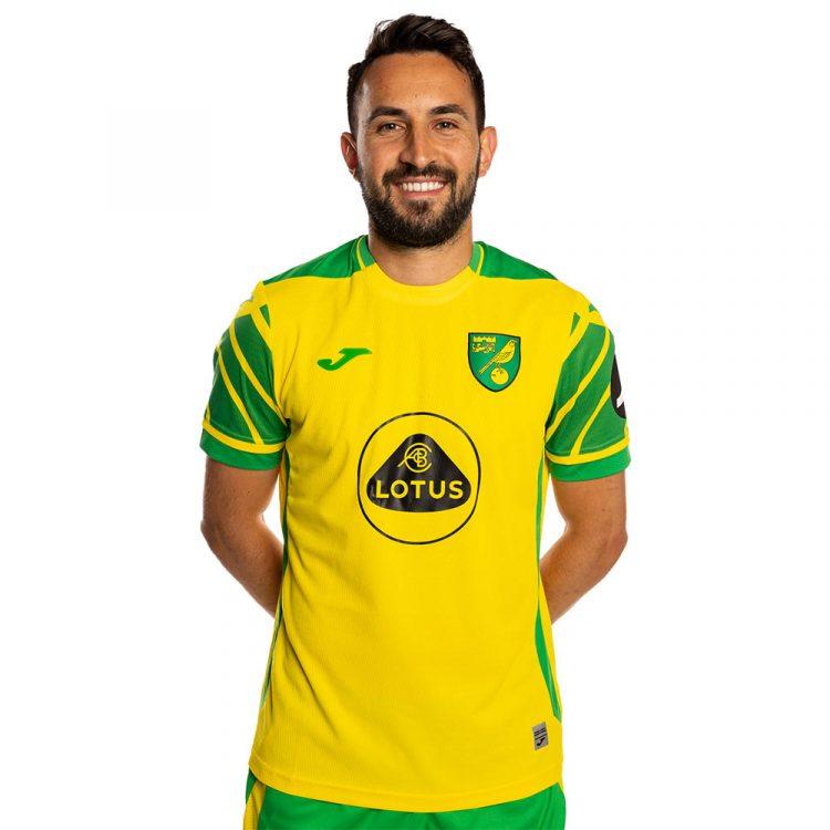 Maglia Norwich City 2021-2022