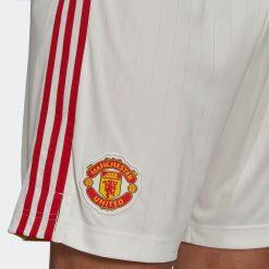 Pantaloncini Manchester United 2021-22 dettaglio