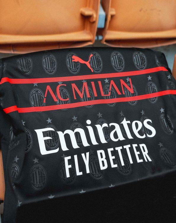 AC Milan, terza divisa Puma