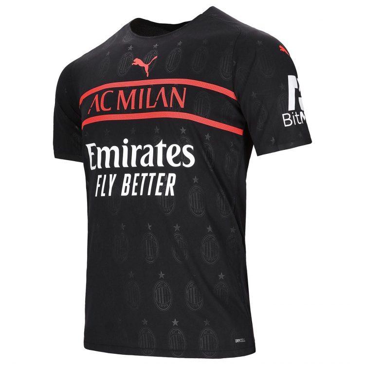 Terza maglia Milan 2021-2022 Puma