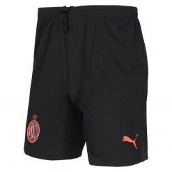 Pantaloncini Milan neri terza divisa