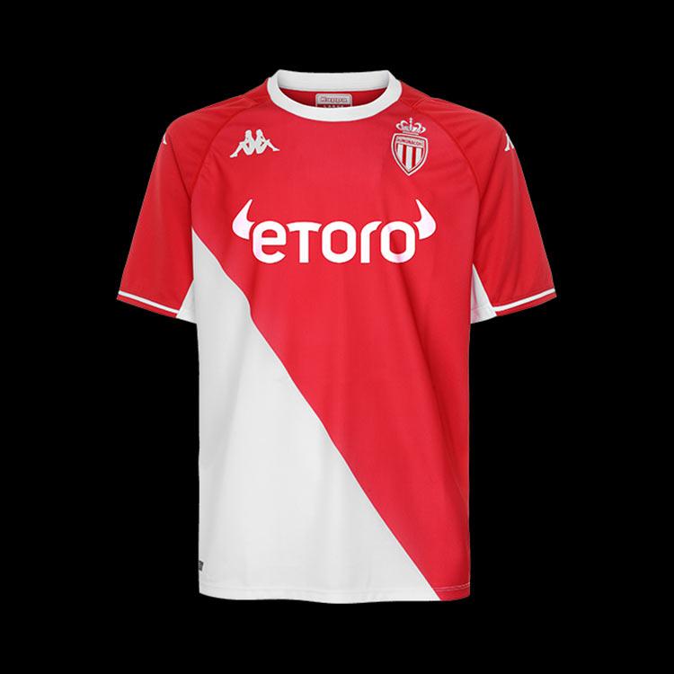 Maglia Monaco 2021-2022 Kappa