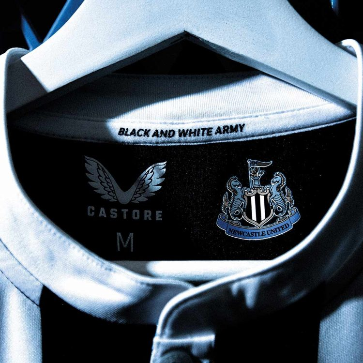 Newcastle Black and white army